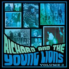 Volume 2 - Vinile LP di Richard and the Young Lions