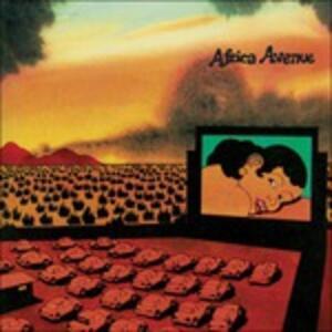 Africa Avenue - CD Audio di Paperhead