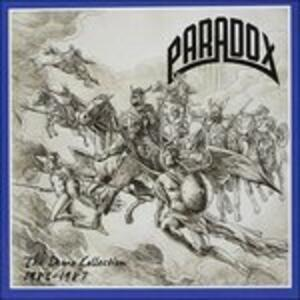 Demo Collection 1986-1987 - CD Audio di Paradox
