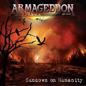 Sundown on Humanity - CD Audio di Armageddon