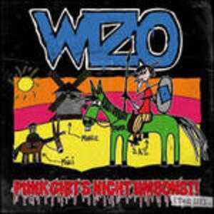 Punk Gibt's Nicht Umsonst - Vinile LP di Wizo