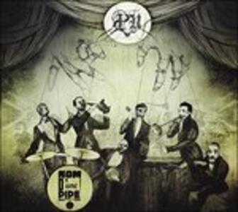 Nom D'une Pipe! - CD Audio di Pensees Nocturnes