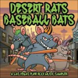 Desert Rats With - CD Audio