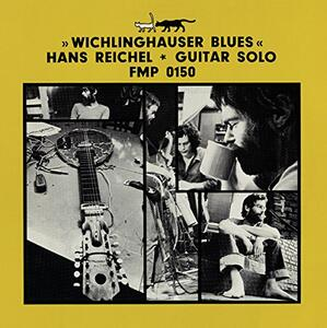Wichlinghauser Blues - CD Audio di Hans Reichel