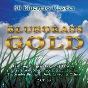 Bluegrass Gold - CD Audio di Ralph Stanley