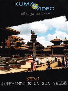 Nepal. Kathmandu e la sua valle - DVD
