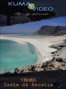 Yemen. Isola di Socotra - DVD