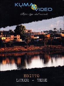 Egitto. Luxor - Tebe - DVD
