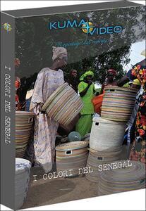 I colori del Senegal - DVD