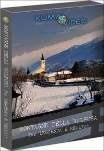 Montagne della Valsusa. Tra leggenda e realtà - DVD