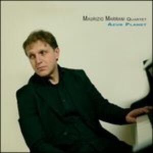 Azur Planet - CD Audio di Maurizio Marrani