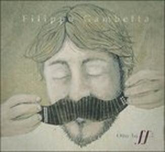 Otto baffi - CD Audio di Filippo Gambetta