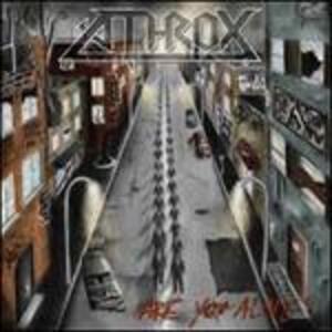 Are You Alive? - CD Audio di Athrox