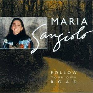 Follow Your Own Road - CD Audio di Maria Sangiolo