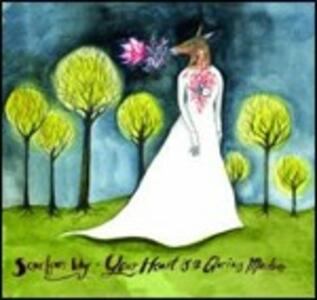 Your Heart is Glorious Machine - CD Audio di Sometymes Why