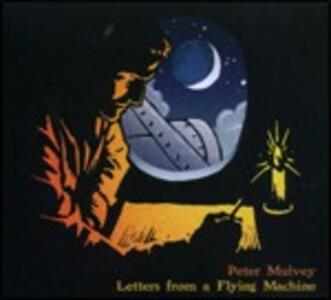 Letters from a Flying Machine - CD Audio di Peter Mulvey