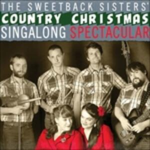 Country Christmas - CD Audio di Sweetback Sisters