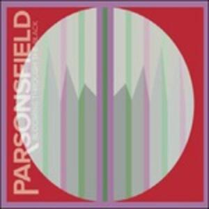 Blooming Through the Black - CD Audio di Parsonsfield