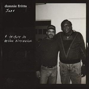June - CD Audio di Donnie Fritts