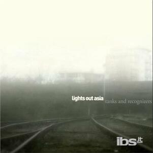 Tanks & Recognizers - CD Audio di Lights Out Asia