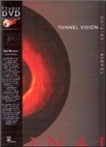 Raz Mesinai. Tunnel Vision - DVD