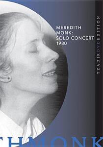 Meredith Monk. Solo Concert 1980 - DVD