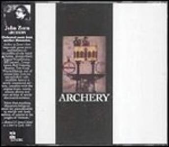 Archery - CD Audio di John Zorn
