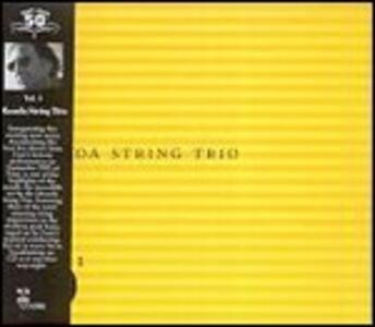 #1 - 50th Birthday Celebration - CD Audio di Masada String Trio