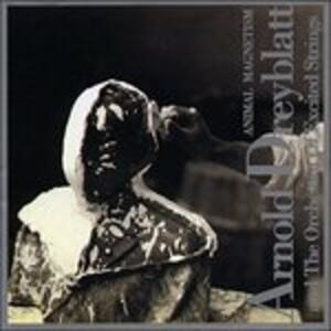 Animal Magnetism - CD Audio di Arnold Dreyblatt