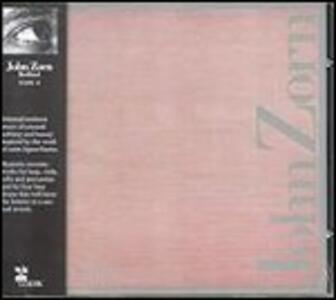 Redbird - CD Audio di John Zorn