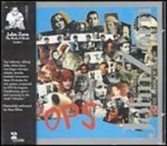 The Book of Heads - CD Audio di John Zorn,Marc Ribot