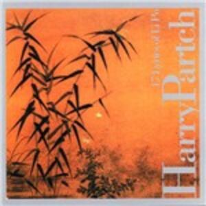 17 Lyrics of Li po - CD Audio di Harry Partch
