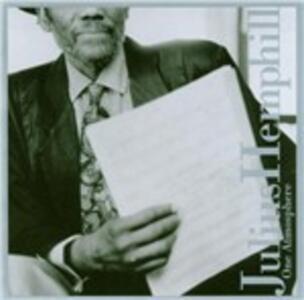 One Atmosphere - CD Audio di Julius Hemphill