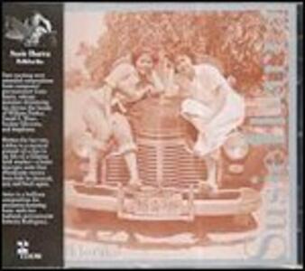 Folklorico - CD Audio di Susie Ibarra