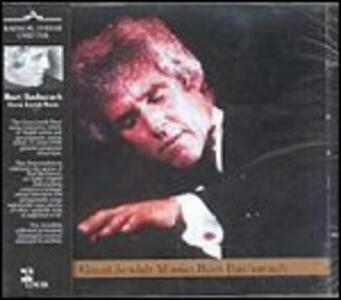 Great Jewish Music. Burt Bacharach - CD Audio di Burt Bacharach