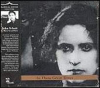 In These Great Times - CD Audio di John Schott