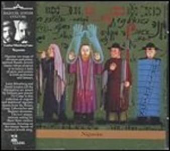 Nigunim - CD Audio di Uri Caine,Frank London,Lorin Sklamberg