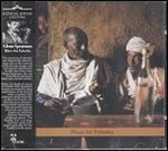 Blues for Falasha - CD Audio di Glenn Spearman