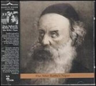 The Alter Rebbe's Nigun - CD Audio di Oren Ambarchi,Robbie Avenaim