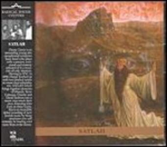 Satlah - CD Audio di Daniel Zamir