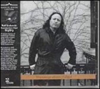 Transmigrations. Gilgul - CD Audio di Wolf Krakowski