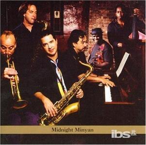 Midnight Minyan - CD Audio di Paul Shapiro