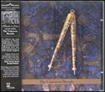 The Unknown Masada - CD Audio di John Zorn
