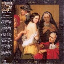 Salem 1692 - CD Audio di John Zorn
