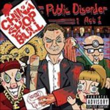 Public Disorder Act 1 - Vinile LP di China Shop Bull