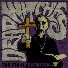 Final Exorcism (Coloured Vinyl) - Vinile LP di Dead Witches
