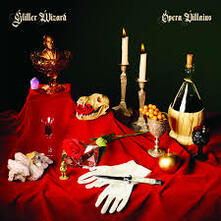 Opera Villains (Pink Coloured Vinyl) - Vinile LP di Glitter Wizard