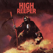 Higher Reeper (Coloured Vinyl) - Vinile LP di High Reeper