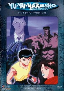 Yu Yu Hakusho. Deadly Toguro. Uncut (DVD) di Noriyuki Abe - DVD