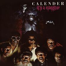 It's a Monster - Vinile LP di Calender